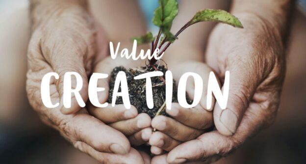 Foto relativo di creazione di valore